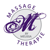 Massage Therapie by Melissa Logo