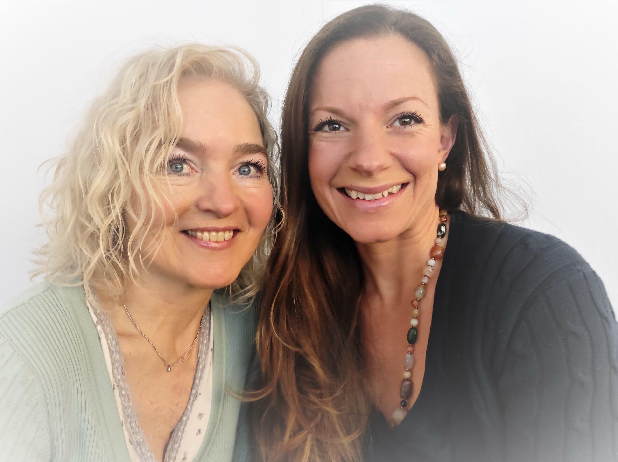 Antje Willer und Mélissa Filion